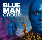 Blue Man Group Tickets Blue Man Group Las Vegas Tickets