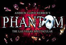 Phantom of the Opera Tickets Phantom of the Opera Las Vegas Tickets