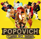 Popovich Comedy Pet Theater Tickets Popovich Comedy Pet Theater Las Vegas Tickets