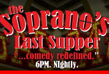 Sopranos Last Supper Tickets Sopranos Last Supper Las Vegas Tickets
